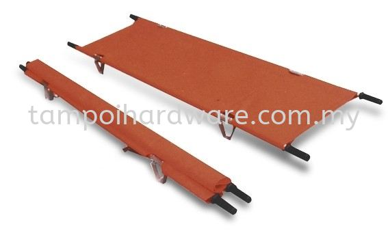 Single Foldable Pole Stretcher Emergency Equipment Personal Protective Equipments
