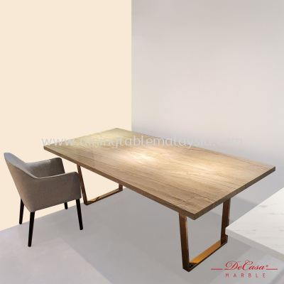 Nuvalato | Italy | 8 seaters | Dining Table only RM5,999