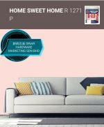 NIPPON INTERIOR PAINT Q GLO - R1271P HOME SWEET HOME