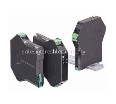 Space-Saving 2-Wire Signal Conditioners - B3-Unit Series