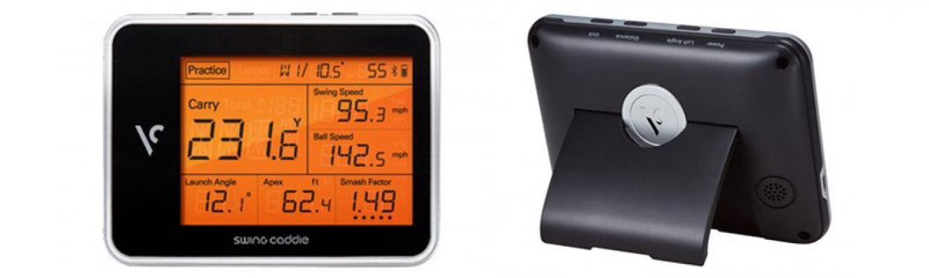 Swing Caddie SC300 Portable Launch Monitor