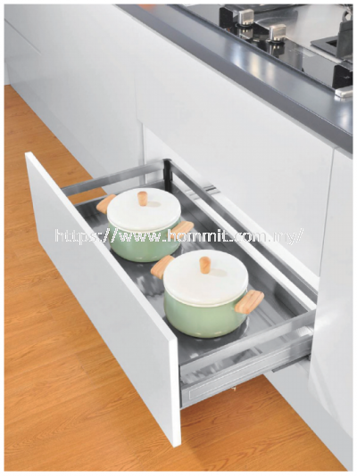 Pull Out Drawer With Soft-Closing