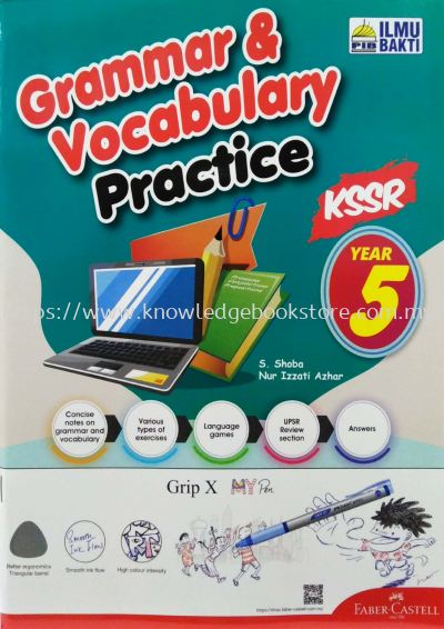 GRAMMAR & VOCABULARY PRACTICE YEAR 5