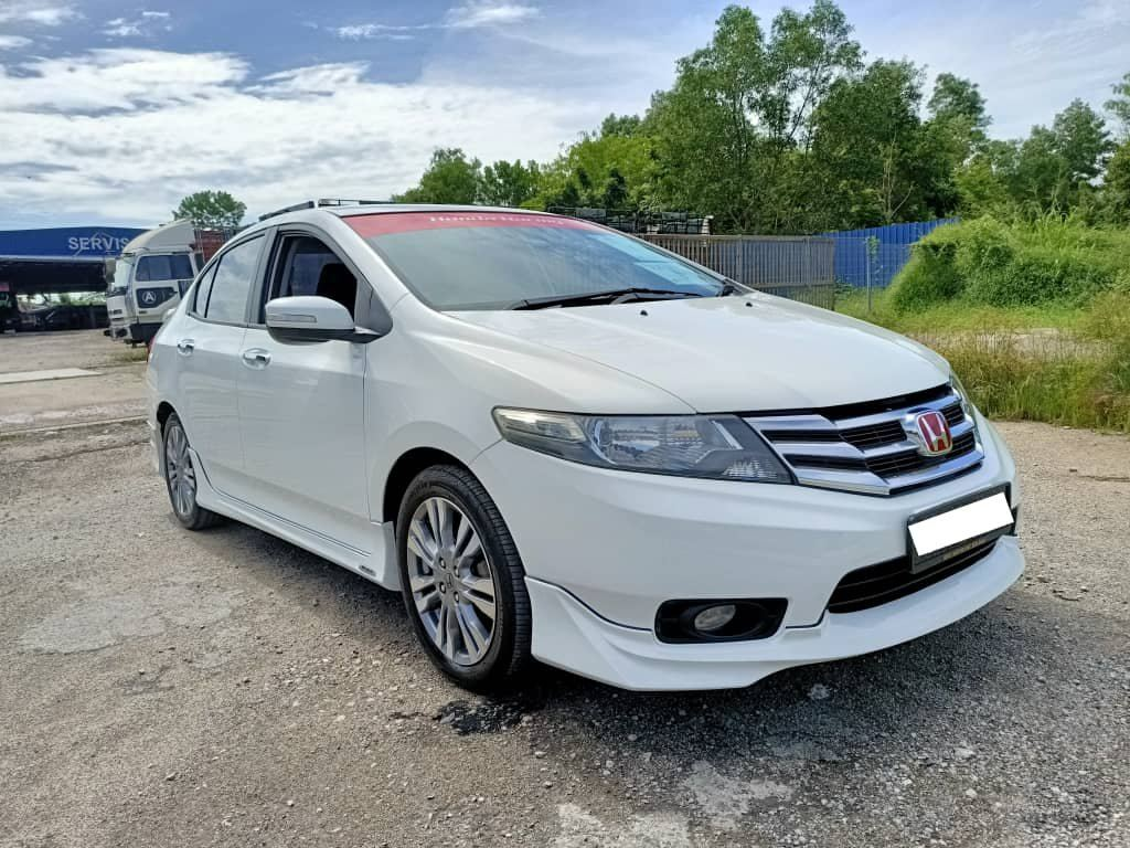 2013 Honda CITY 1.5 E+ FACELIFT (A)PADDLE SHIFT