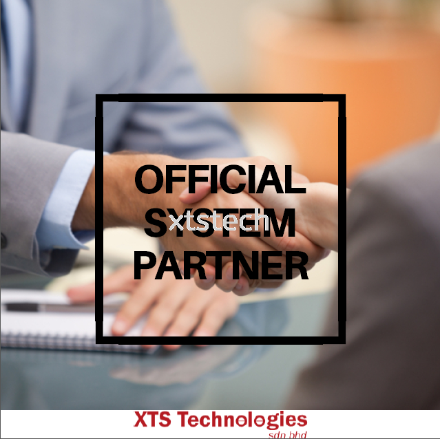 Official System Partner with TOPPY & KENMEC
