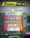 Variety of Signboard & Services Signboard