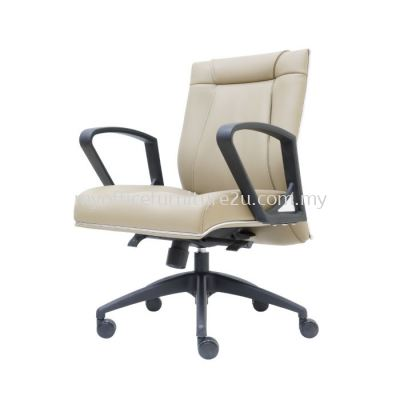 L2523H Vintage Executive Chair Pu Leather