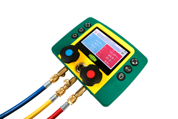 REFMATE - 2 REFCO Two Way Digital Manifold