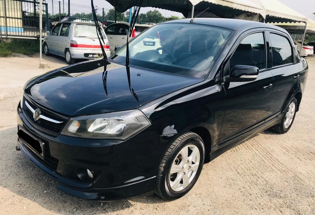 2015 Proton SAGA 1.3 FULL SPEC FULL LOAN