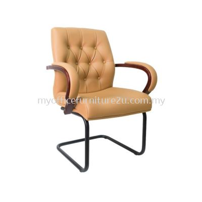 V1054S Ritz Visitor Chair Pu Leather