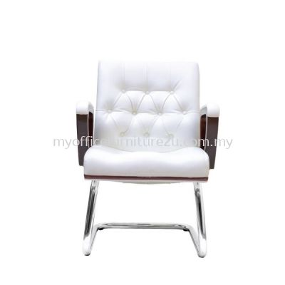 V2327S Duty Visitor Chair Pu Leather