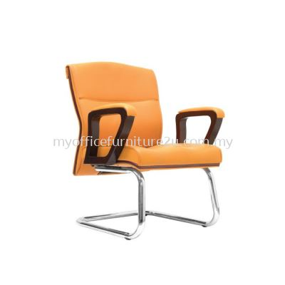 V2374S Elite Visitor Chair Pu Leather
