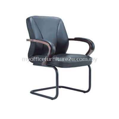V2164S Fortune Visitor Chair Pu Leather