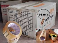 OPP TAPE 48MM X 100YD 6 ROLL X 16 PACKS (96 ROLLS)