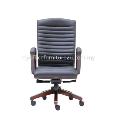 M2332H Gently Executive Chair Pu Leather