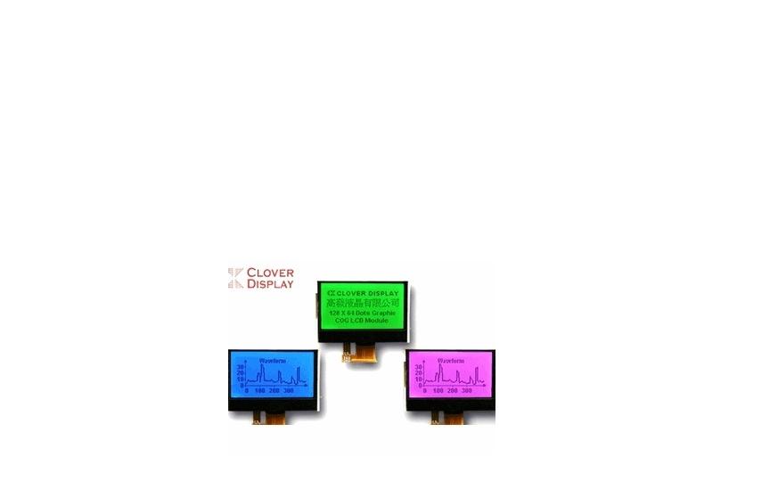 Clover Display CV320240D odule Size L x W (mm) 100.00 x 77.70