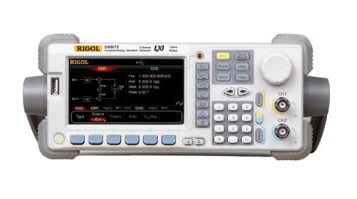 RIGOL DG5072 Arbitrary Waveform Function 70MHz 2 Channel