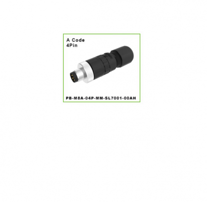 DEGSON - PB-M8A-04P-MM-SL7001-00AH CIRCULAR CONNECTOR