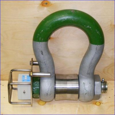 Safe-T-Weigh Shackle Loadcell