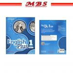ENGLISH PLUS  SECOND EDITION FOR YEAR 5 WORKBOOK 1