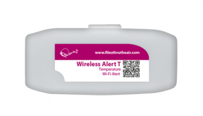 LASCAR Wireless Alert T Temperature monitor with email alerts