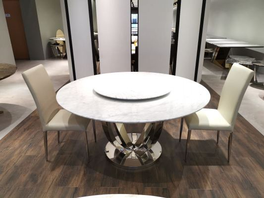 Nature Color Marble Dining Table