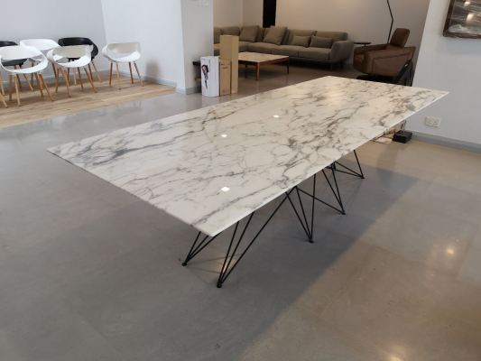 Modern Marble Dining Table   (2)