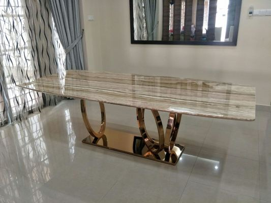 Modern Marble Dining Table 10 seater