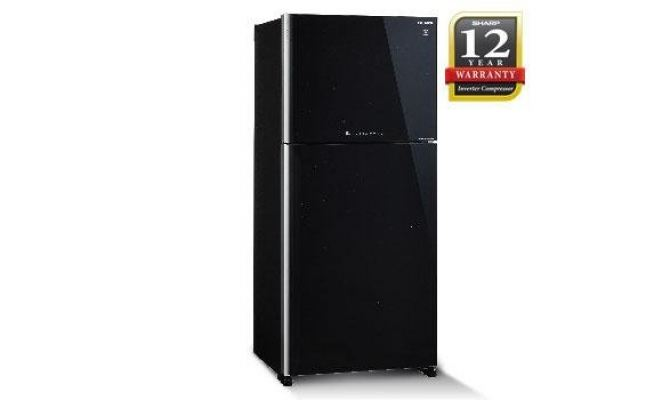 SHARP 2 DOOR FRIDGE 610L SJP68MFGK