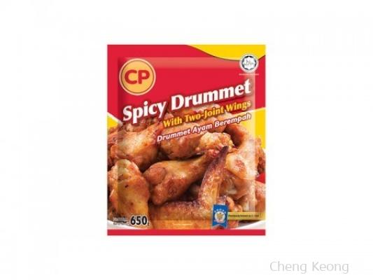 CP Spicy Drummet