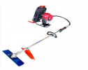 Honda Brushcutter (PP-35HT)  Brushcutters Brushcutter Outdoor And Garden Equipment