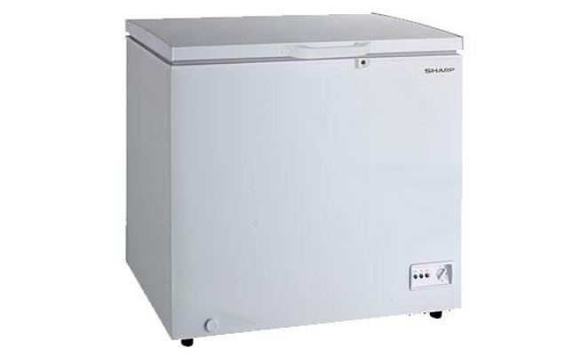 SHARP 220L CHEST FREEZER SJC218