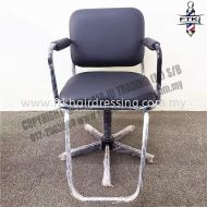 SALOON CHAIR WITH HYDAULIC PUMP