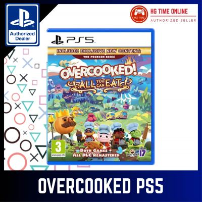 [READY STOCK] PS5 Overcooked