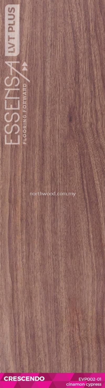 EVP002-01 cinamon cypress