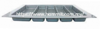 700B ABS Cutlery Tray Kitchen Drawer System
