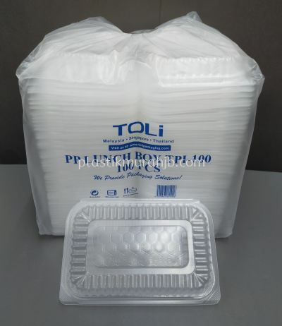 TPI-100 PP Lunch Box