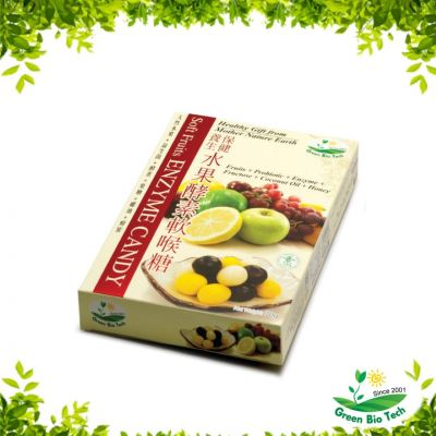 Soft Fruits Enzyme Candy ˮ����������� (70g)