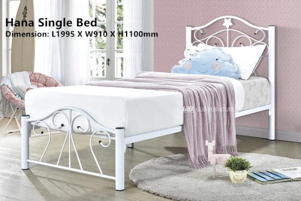 Hana (8009) 3_ Metal Bed