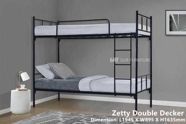 Zetty (900H) Double Decker