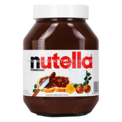NUTELLA HAZELNUT SPREAD 榛子巧克力酱900G