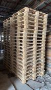Used Wooden Pallet WOODEN PACKAGING