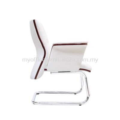 V2184S Grand Visitor Chair Pu Leather