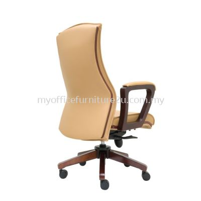 M2362H Amity Executive Chair Pu Leather