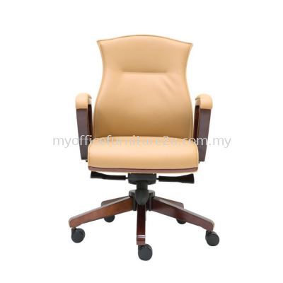 L2363H Amity Executive Chair Pu Leather