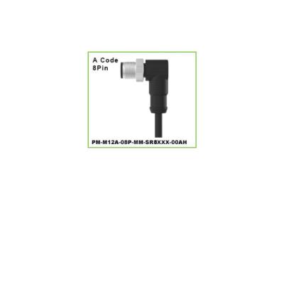 DEGSON - PM-M12A-08P-MM-SR8XXX-00AH M SERIES CIRCULAR CONNECTOR