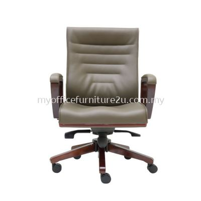 M2313H Character Executive Chair Pu Leather
