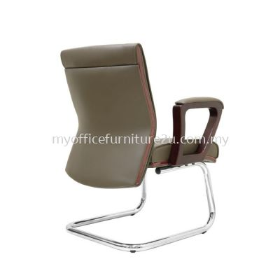 V2315S Character Visitor Chair Pu Leather
