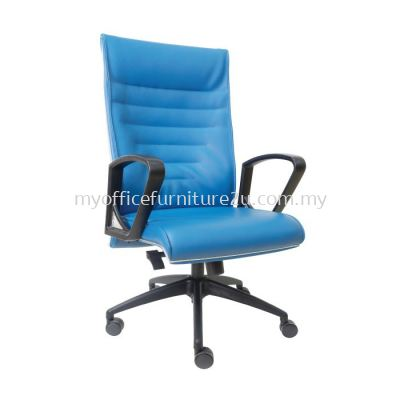 D2511H Challenge Director Chair Pu Leather