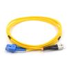 SC-FC 9/125UM SM DUPLEX 3/5/10/15/20/30M Fiber Optic Patch Cord Fiber Optic Components